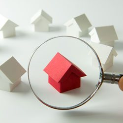 We do Property Search for you as well